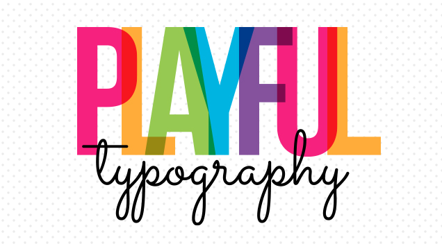 2playfultypographie