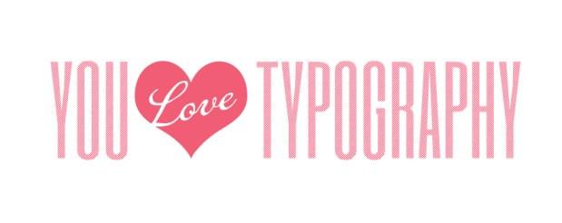 lovetypographie