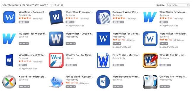 Microsoft-Word-Mac-App-Store