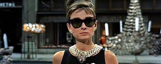 audrey hepburn lunettes de soleil oliver goldsmith manhattan
