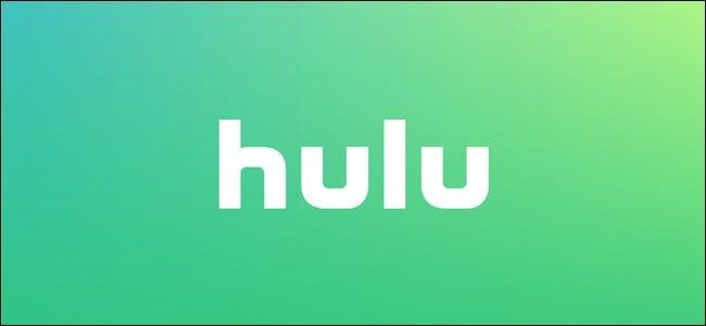 El logo de Hulu.