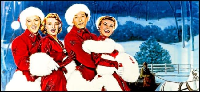 Weißer Weihnachtsfilm