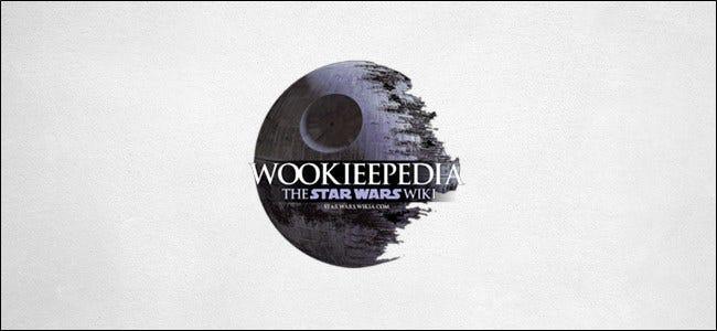 Logotipo Wookiepedia
