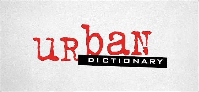 Logotipo de diccionario urbano