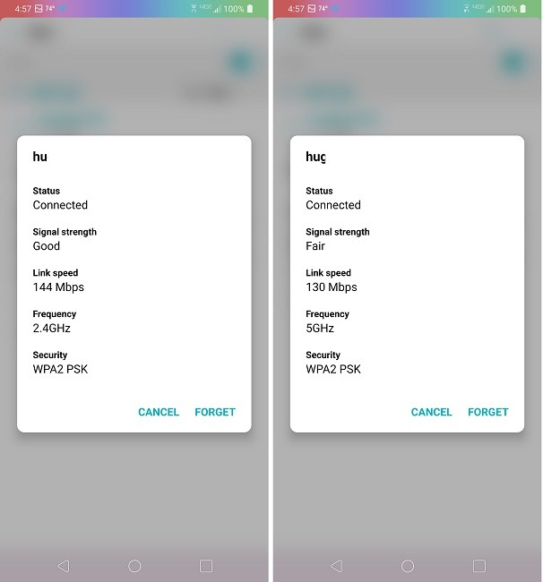 Critique du routeur Wi-Fi 6 Rock Space Ax1800 Précédent Sortie