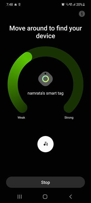 Comment utiliser les balises intelligentes Samsung 2