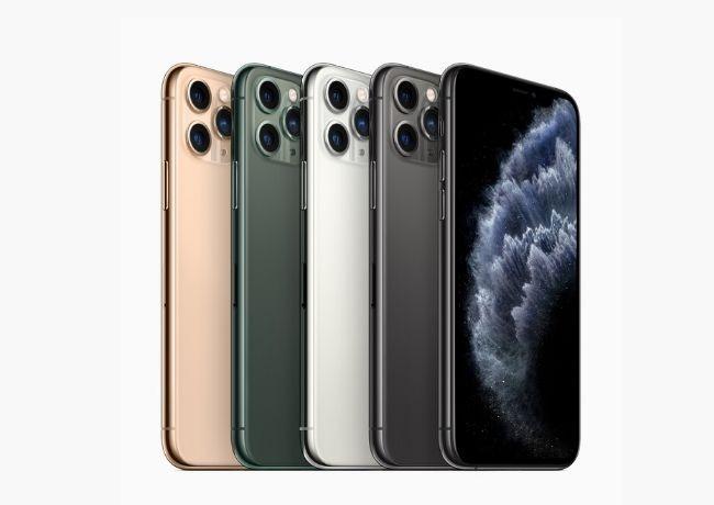 Meilleurs téléphones avec appareil photo 2020 Apple Iphone 11 Pro