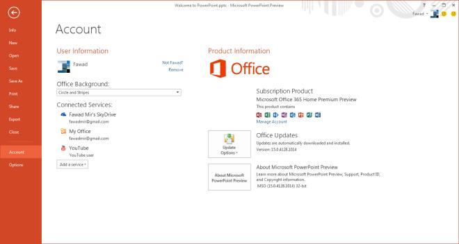 Bienvenue dans PowerPoint.pptx - Aperçu de Microsoft PowerPoint