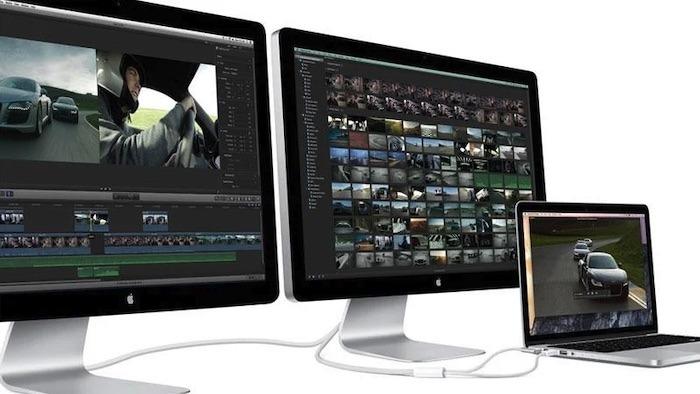 Meilleures utilisations des écrans Mac Thunderbolt3