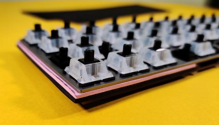 Étui à clavier Mod Plate 06