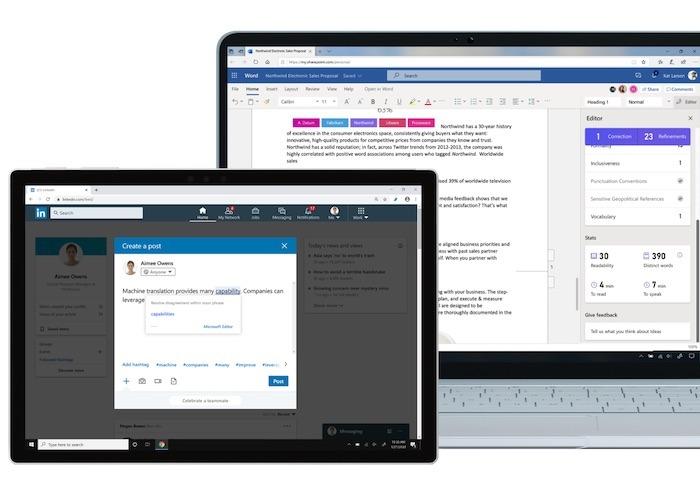Qu'est-ce que Microsoft 365 Microsoft Editor