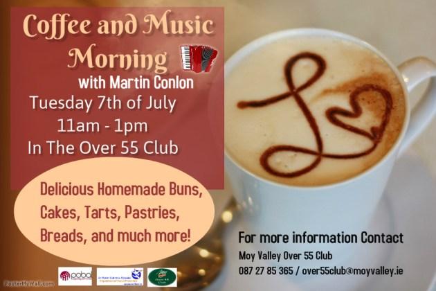 Coffee Morning July