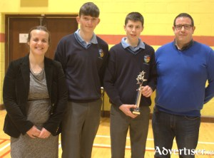 Mayo Student Enterprise Programme North Mayo Final winners 2018 Moy Valley Resources Local Enterprise Office Mayo