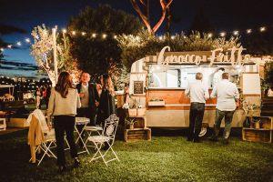 Matrimonio catering banqueting street food
