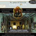 Salotto Giacomo Casanova, Fondazione Casanova