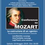 Conferenza di Luca Bianchini e Anna Trombetta a Sassari su Mozart Festival Musicale Melos