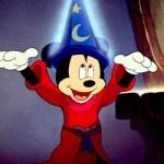 Apprendista stregone, Fantasia di Walt Disney