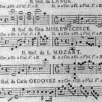 Catalogo Breitkopf del 1775 con la K 81