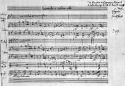 Mozart, K 88, Aria per soprano