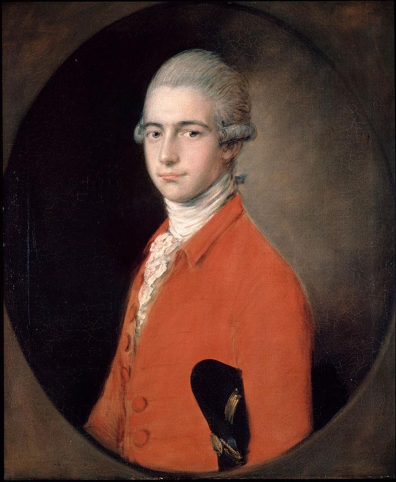 Linley, lettera del 6 aprile 1770