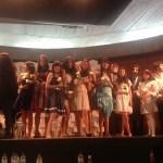 Participantes del Premio al Mejor Solista