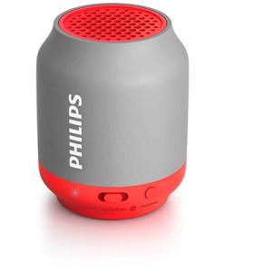 Philips BT50W/00 Portable Wireless Bluetooth Speaker, white