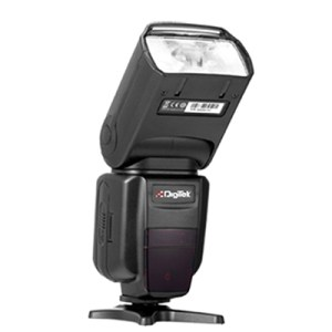 Digitek Electronic Flash Speedlite DFL-210T PRO for Canon