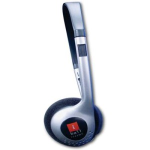 Iball I342mv Over The Ear Wired Black 3.5 Mm Headphone (Black, On the Ear) Open Box