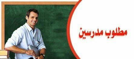 مطلوب مدرسين جميع التخصصات للسعودية