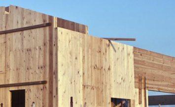 Casa in legno BBS tra le colline del Roero