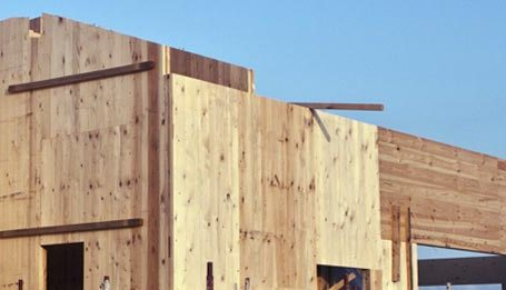 Bioedilizia residenziale legno BBS