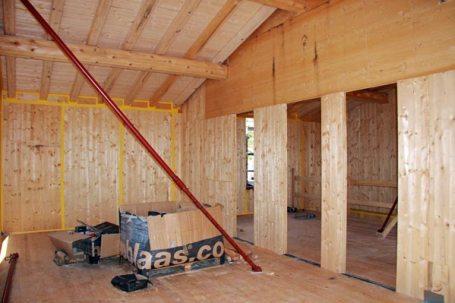 Scarperia Firenze soffitta in legno bbs