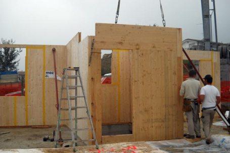 buttigliera montaggio pannelli legno bbs
