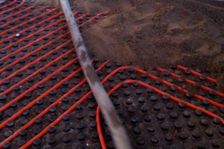 buttigliera installazione impianto di riscaldamento a terra