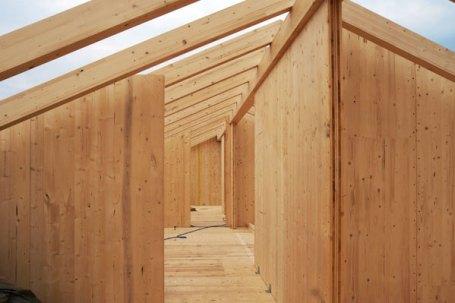 vinovo legno bbs posa del tetto
