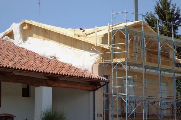 Pianfei cuneo sopraelevazione legno mozzone building system