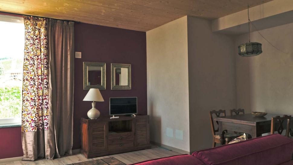 Appartamenti in legno BBS x-lam-Barolo Cuneo - interno 3