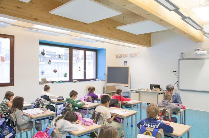 Protezione Antisismica - Scuola Monterosso Grana