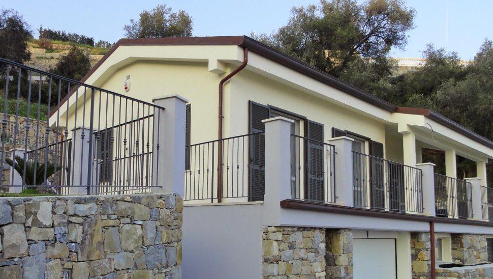 Casa al mare in legno xlam BBS - Mozzone Building System 01