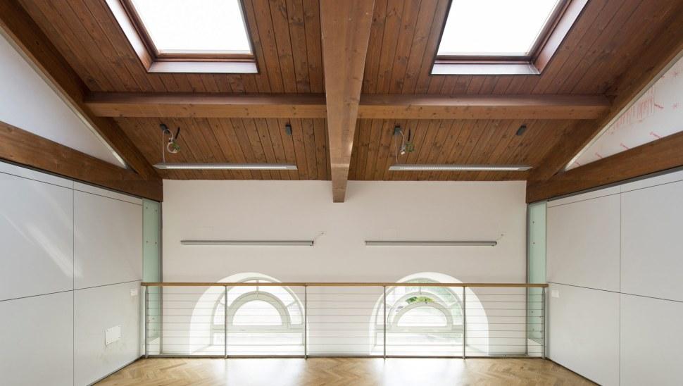 Tetto legno lamellare - Uffici Politecnico Milano_02