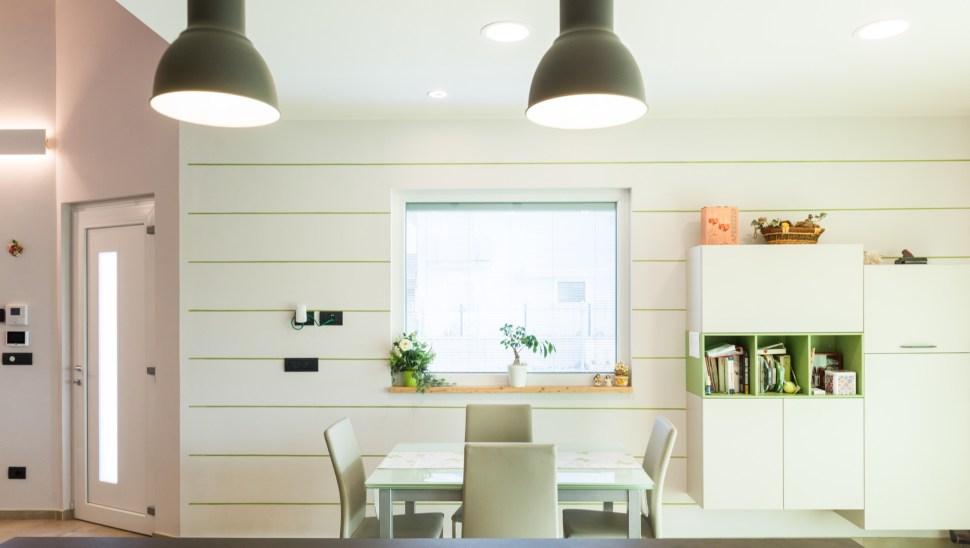Villetta legno xlam Beinette-13 - Mozzone Building System