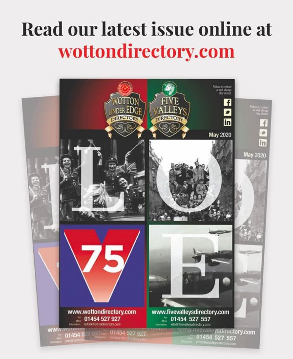Wotton directory Graphic Design