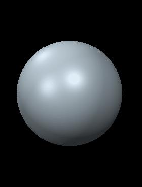 .678 Round ball, 2 cavity brass mold