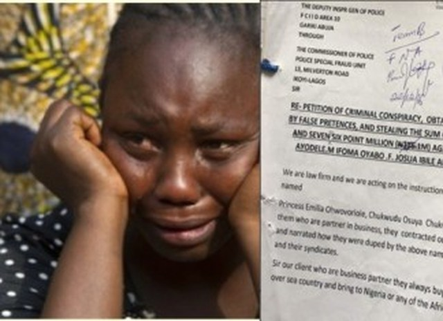 Nigerian Woman Narrates How Her N24.7M was Traced to RCCG Bank Account