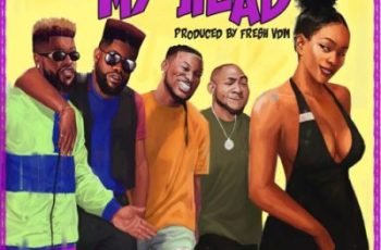 2Sec – My Head ft. Davido & Peruzzi