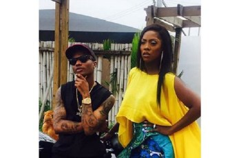 And The Best in West Africa Goes To Wizkid & Tiwa Savage