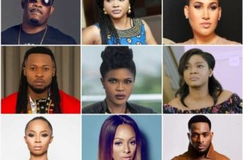 Amara Kanu, Dj Cuppy, D Banj & Other Celebs React To Slave Trade In Libya