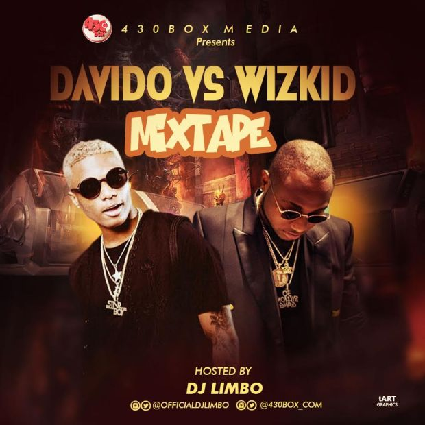 Davido Vs Wizkid Mixtape