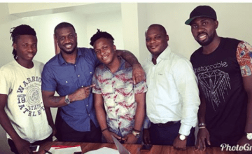 SINGAH Is So Ready For 2018 - Mr P Praise New Signee