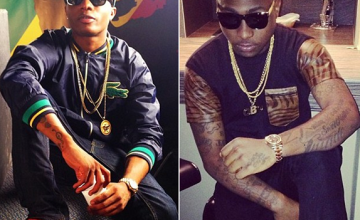 Wizkid Confirmed To Perform At Davido Concert On The 27th December, 2017